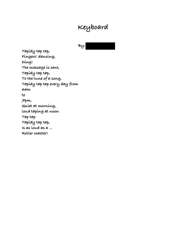 Ian Poem